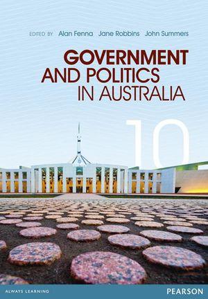 Cover of Government and Politics in Australia