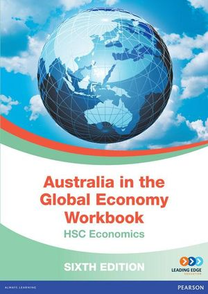 Cover of Leading Edge Education: Australia in the Global Economy Workbook 6th    Edition