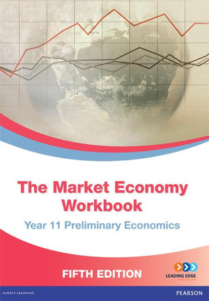 Cover of The Market Economy Workbook