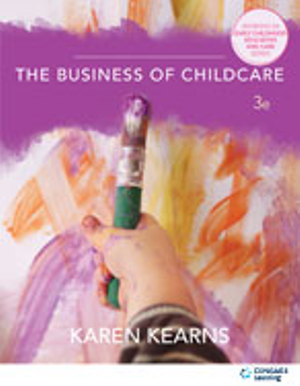 Cover of The Business of Childcare