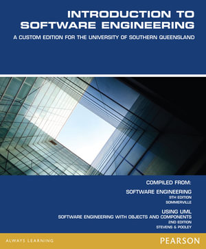 Cover of Introduction to Software Engineering