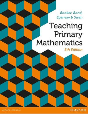 Cover of Teaching Primary Mathematics