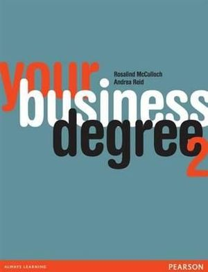 Cover of Your Business Degree