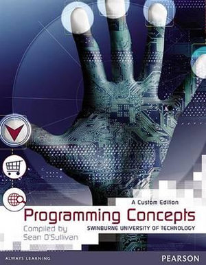 Cover of Programming Concepts