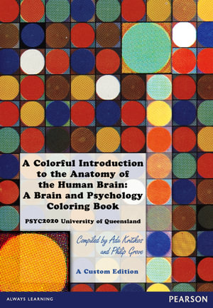 Cover of A Colorful Introduction to the Anatomy of the Human Brain