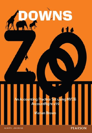 Cover of Downs Zoo