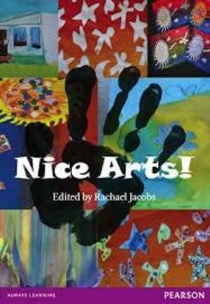 Cover of Nice Arts! Custom Book                                                  Source Books - see text