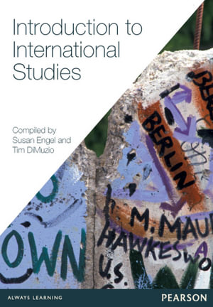 Cover of Introduction to International Studies Custom Book                       Source Books - see text