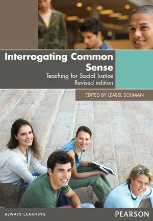 Cover of Interrogating Common Sense (Pearson Original Edition)