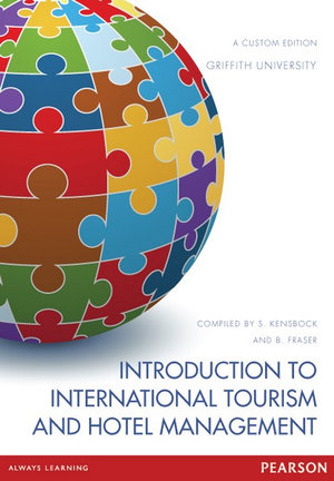 Cover of Introduction to International Tourism and Hotel Management
