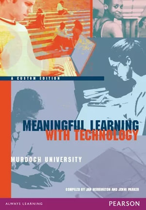 Cover of Meaningful Learning with Technology (Custom Edition)