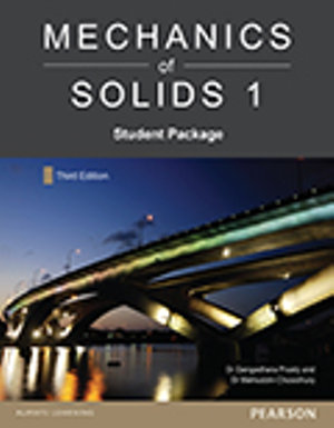 Cover of The Mechanics of Solids