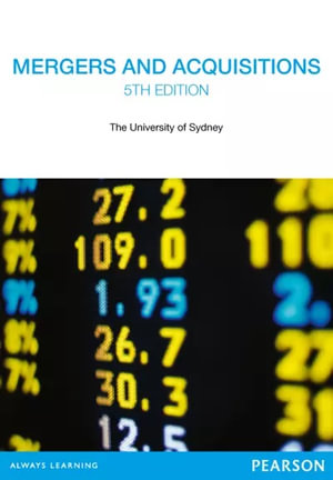 Cover of Mergers and Acquisitions