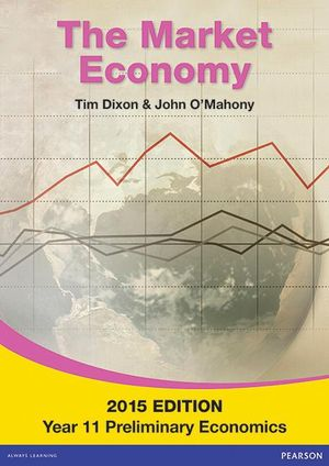 Cover of The Market Economy 2015 Student Book