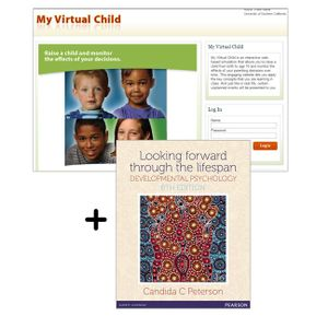 Cover of Value Pack Looking Forward Through the Lifespan + MyVirtualChild