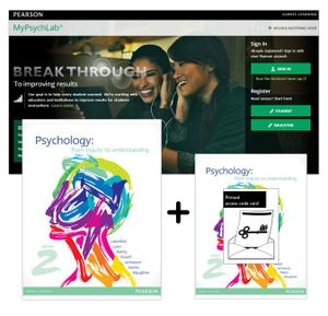 Cover of Value Pack Psychology: From Inquiry to Understanding + MyPsychLab with eText
