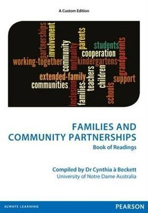 Cover of Families and Community Partnerships