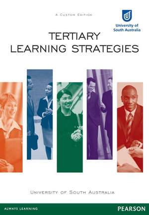 Cover of Tertiary Learning Strategies