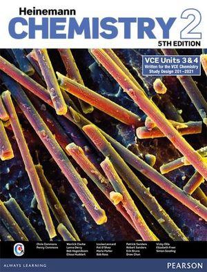 Cover of Heinemann Chemistry 2