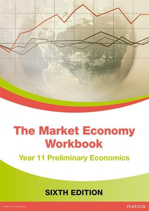 Cover of The Market Economy 2016 Workbook