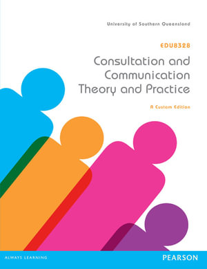 Cover of Consultation and Communication Theory and Practice Custom Book