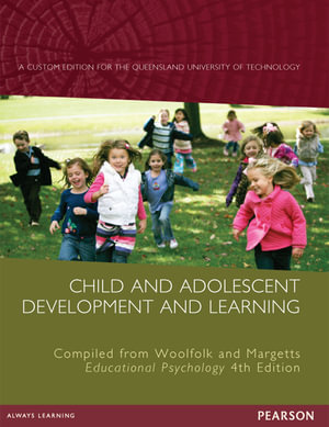 Cover of Child and Adolescent Development and Learning