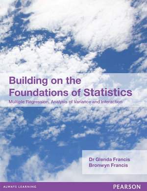 Cover of Building on the Foundations of Statistics (Pearson Original)