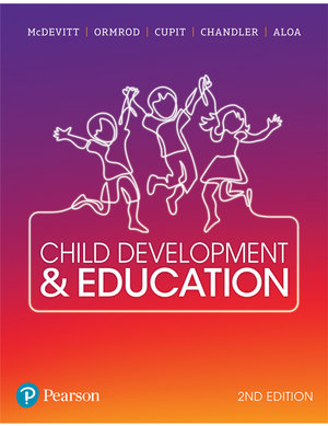 Cover of CHILD DEVELOPMENT AND EDUCATION.