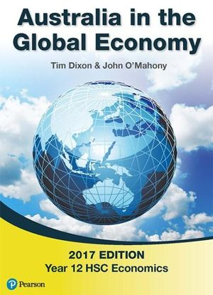 Cover of Australia in the Global Economy 2017 Edition