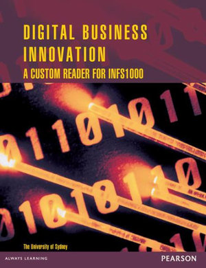 Cover of Digital Business Innovation