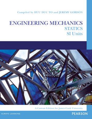 Cover of Engineering Mechanics: Statics SI units