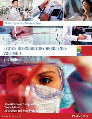 Cover of LFS103 Introductory Bioscience