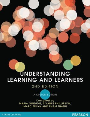 Cover of Understanding Learning and Learners (Custom Edition)