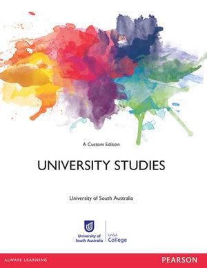 Cover of University Studies EDUC1075