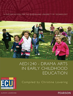 Cover of AED1240 Drama Arts in Early Childhood Education