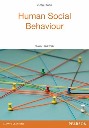 Cover of Human Social Behaviour (Custom Edition)
