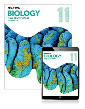 Cover of Pearson Biology 11