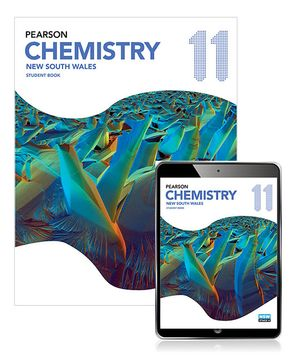 Cover of Pearson Chemistry