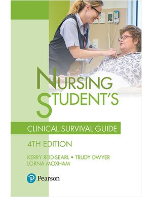 Cover of Nursing Student's Clinical Survival Guide