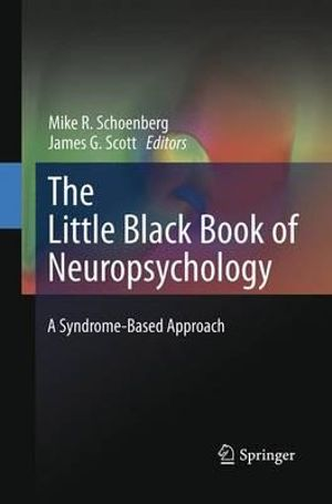 Cover of The Little Black Book of Neuropsychology