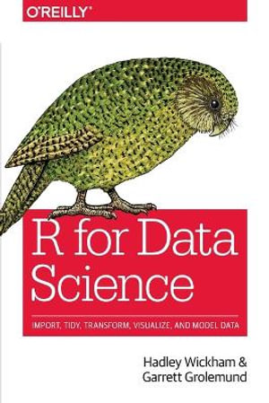 Cover of R for Data Science