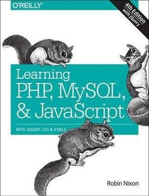 Cover of Learning PHP, MySQL & JavaScript