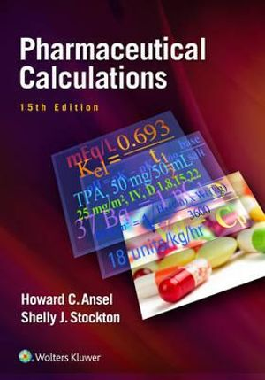 Cover of Pharmaceutical Calculations