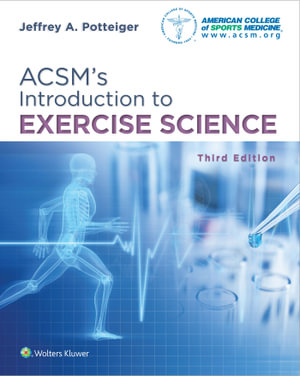 Cover of Acsm's Introduction to Exercise Science
