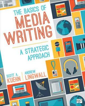 Cover of The Basics of Media Writing