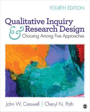 Cover of Qualitative Inquiry and Research Design