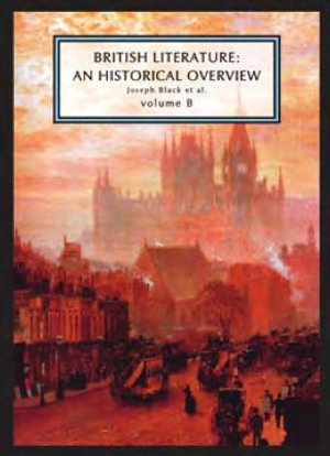 Cover of British Literature: A Historical Overview