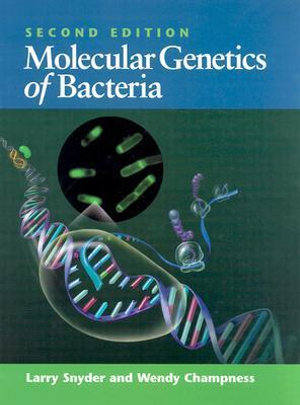Cover of Molecular Genetics of Bacteria