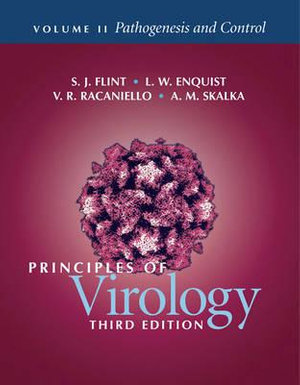 Cover of Principles of Virology: Infection of a susceptible host