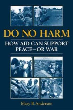 Cover of Do No Harm